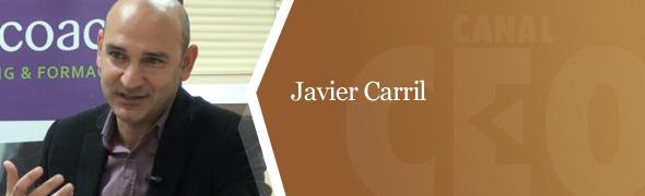 Javier Carril en Canal CEO