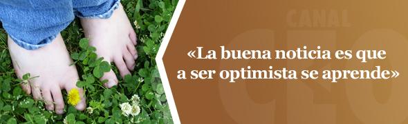 Esperanza Verde Y Azul Optimismo Inteligente
